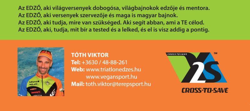 Tóth Viktor terepsport és akadályfutás edző