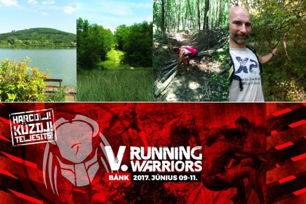 Running Warriors 2017, Bánk