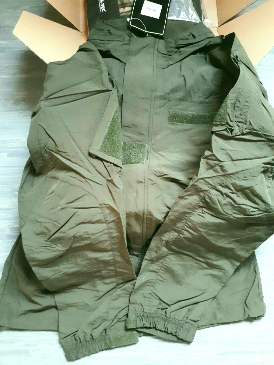 MIL TEC Softshell dzseki 3. generáció